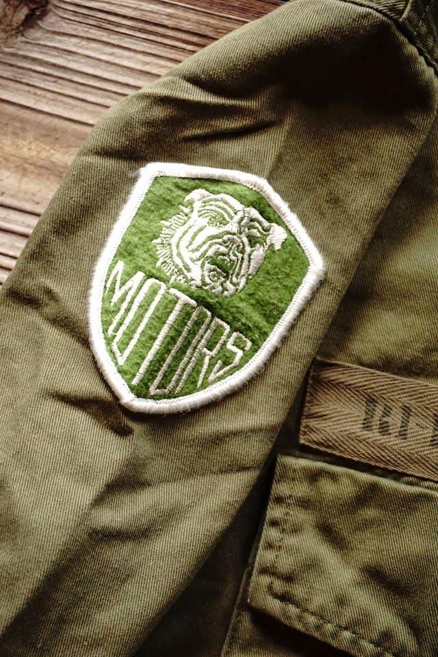 Bull Classics VETERAN SOLDIER L/S SHIRT KHAKI