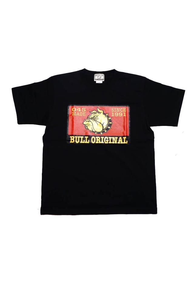 Bull Classics ANNIVERSARY Tsh BLACK
