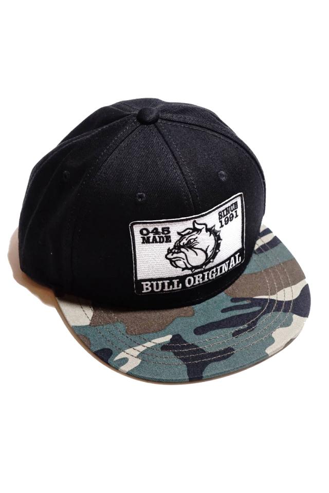 Bull Classics 20th LOGO CAP CAMO