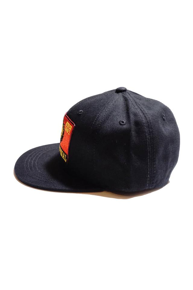Bull Classics 20th LOGO CAP BLACK
