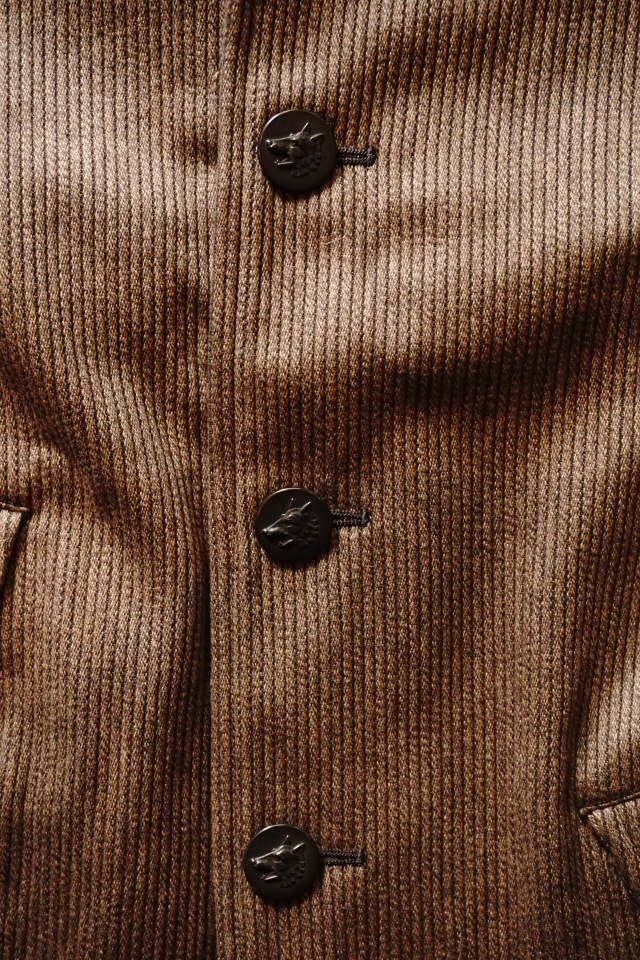 BY GLAD HAND MIGRANT - JACKET BROWN