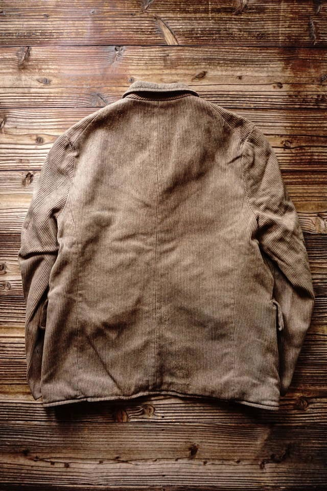 BY GLAD HAND MIGRANT - JACKET ※VINTAGE FINISH BROWN