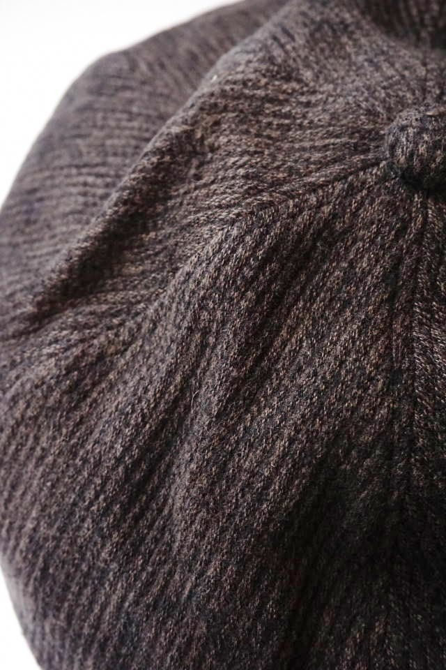 BY GLAD HAND MIGRANT - CASQUETTE ※VINTAGE FINISH BLACK