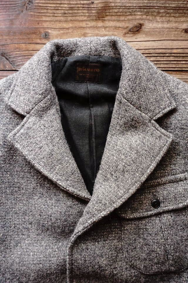 BY GLAD HAND FOWLER - HUNTING JACKET GRAY