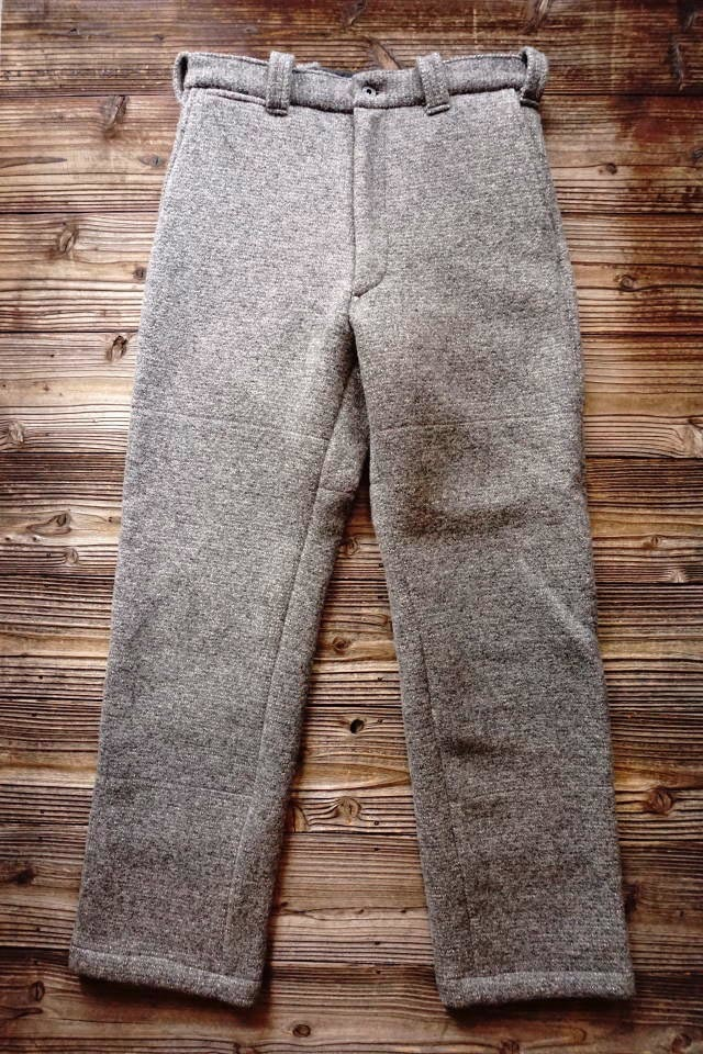 BY GLAD HAND FOWLER - HUNTING PANTS GRAY