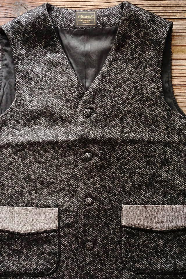BY GLAD HAND GLANDAD - VEST GRAY