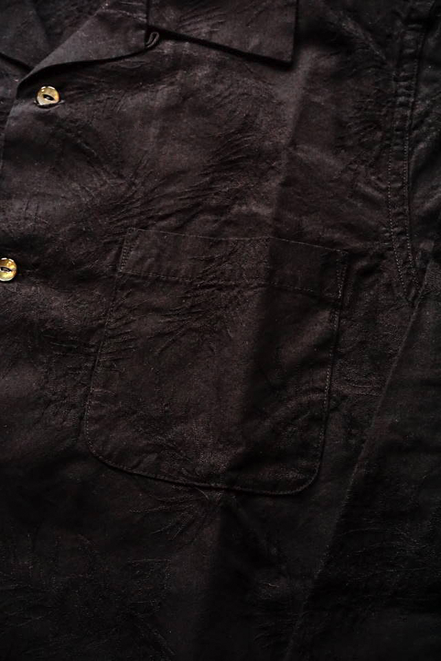 BY GLAD HAND VOYAGE - L/S SHIRTS BLACK