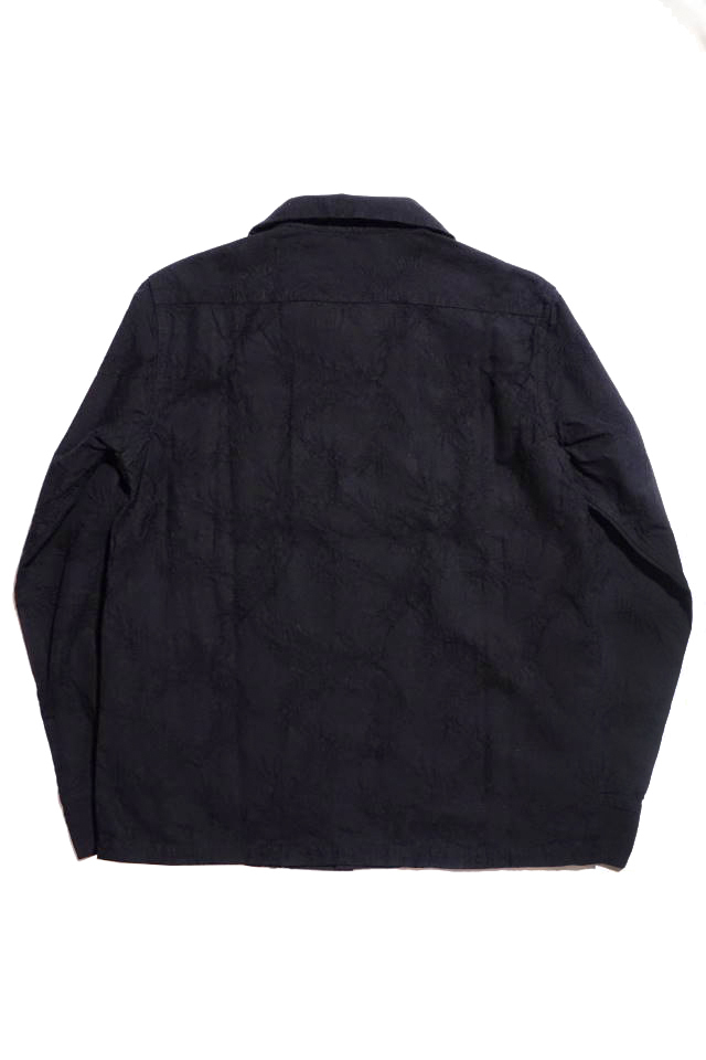 BY GLAD HAND VOYAGE - L/S SHIRTS BLACK