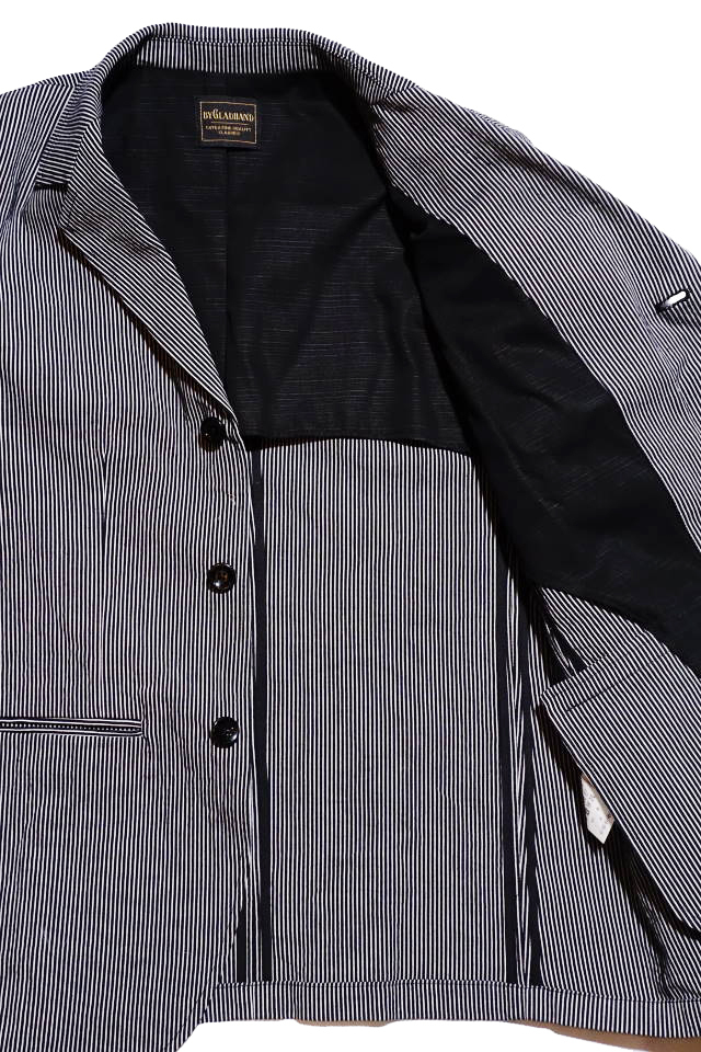 BY GLAD HAND IMPERIAL - JACKET BLACK