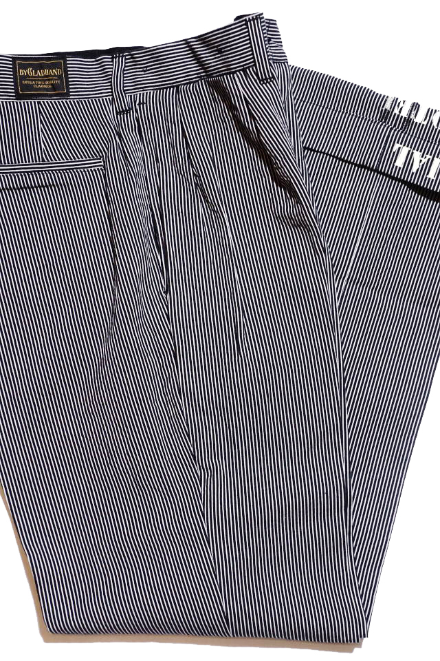BY GLAD HAND IMPERIAL - SLACKS BLACK