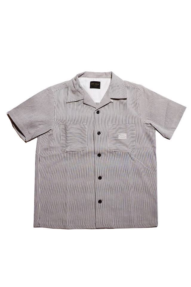BY GLAD HAND IMPERIAL - S/S SHIRTS IVORY