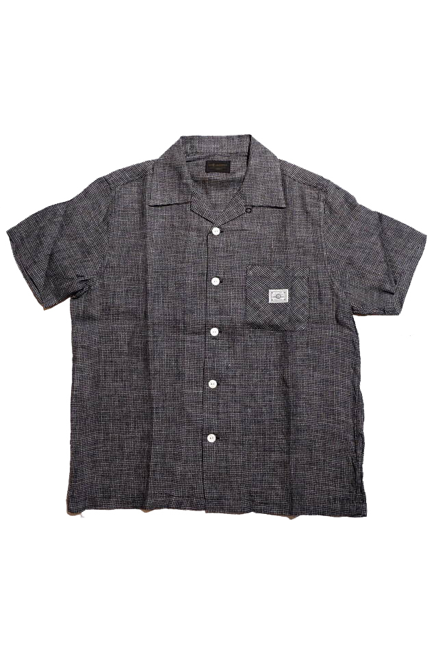 BY GLAD HAND LOUNGE - S/S SHIRTS BLACK