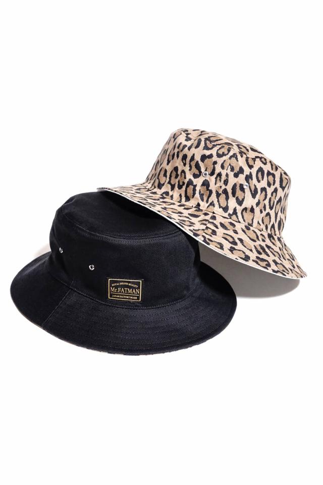 """Mr.FATMAN """"Reversible Bucket Hat"""""""