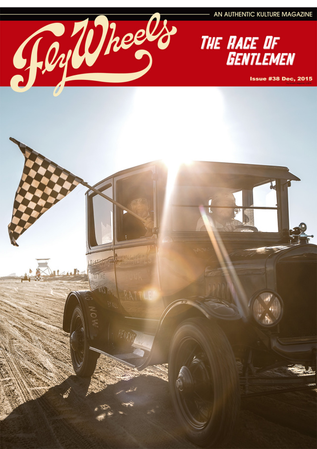Fly Wheels Issue #38 Dec, 2015