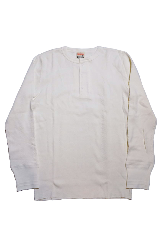 GLAD HAND WAFFLE HENRY L/S T-SHIRTS