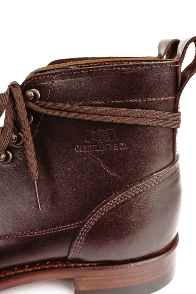 GLAD HAND & Co. - USA BOOTS GH - WALKLINE BROWN