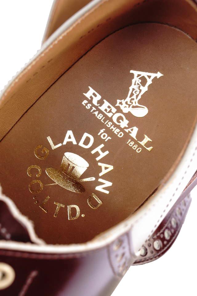 GLAD HAND × REGAL SADDLE SHOES GRY/BRN