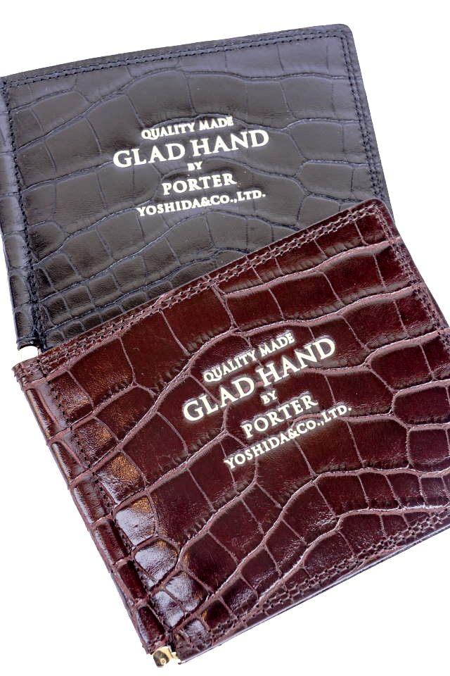 GLAD HAND×PORTER GH - BELONGINGS MONEY CLIP