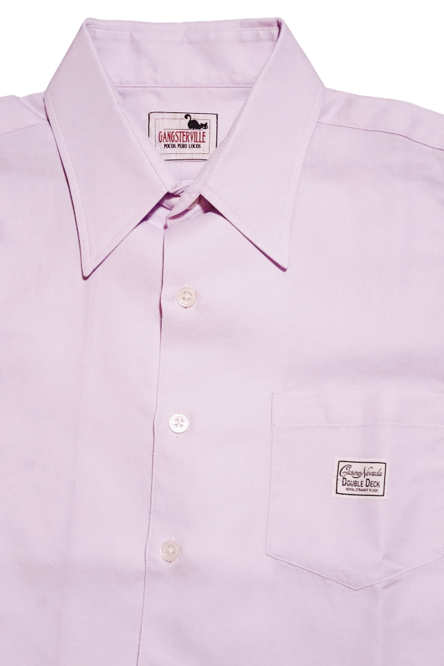 GANGSTERVILLE CASINO - L/S SHIRTS PINK