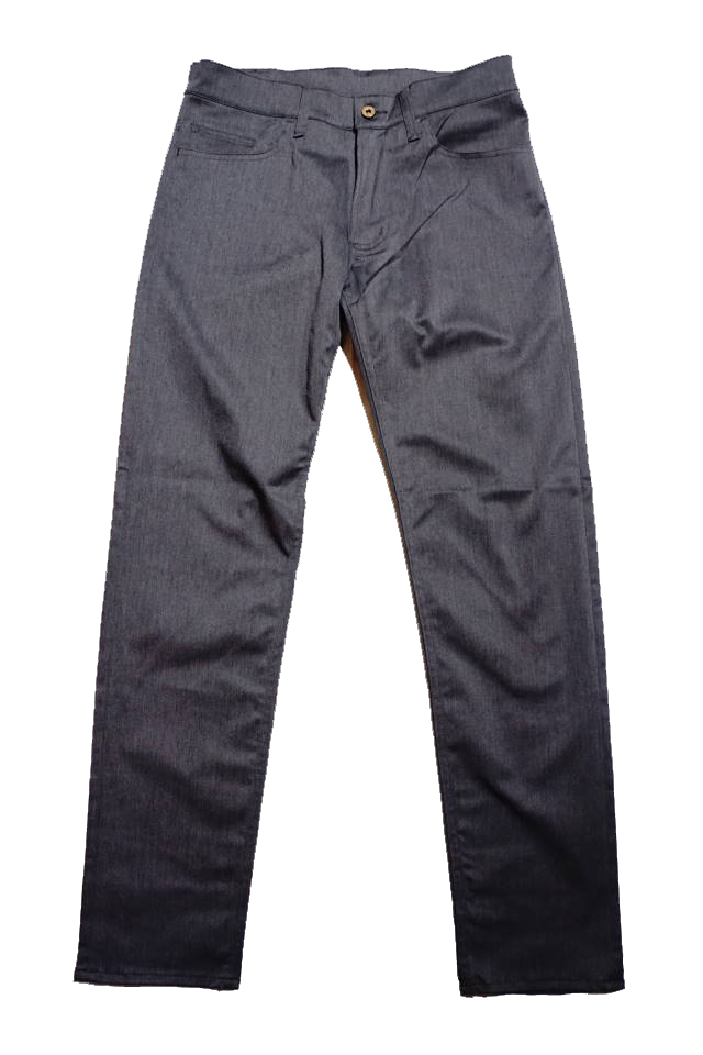 GANGSTERVILLE THUG - CHINO PANTS SLIM GRAY