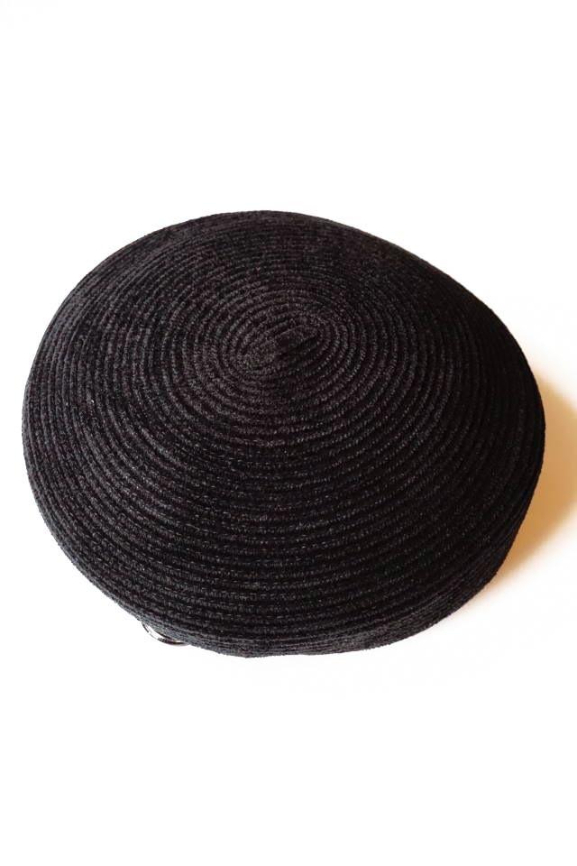 GANGSTERVILLE BLACKSVILLE - BERET BLACK
