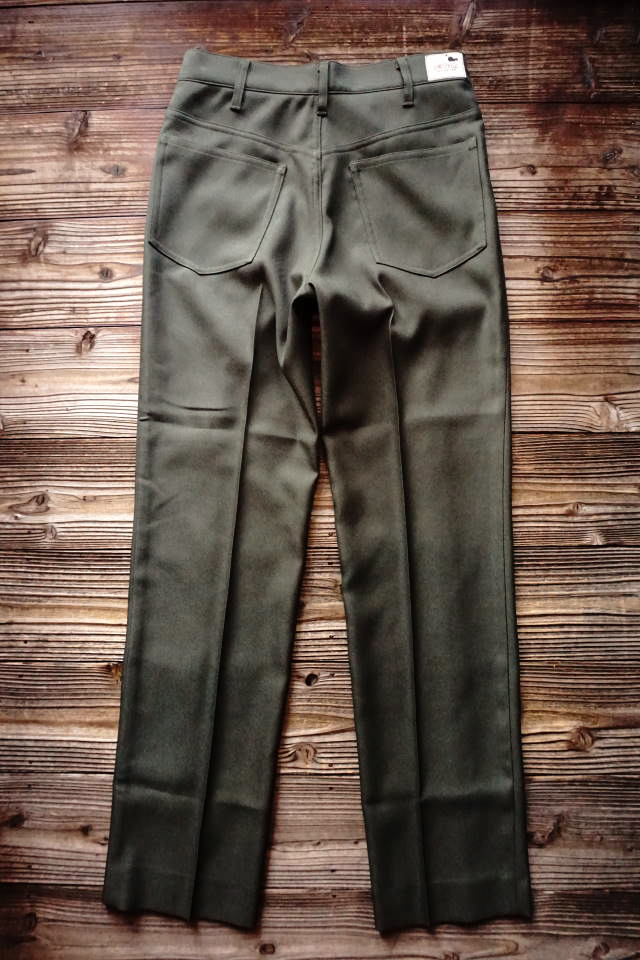 GANGSTERVILLE REBELS - PANTS GREEN