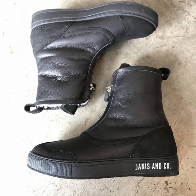 JANIS & Co. CORSAIR 【BLACK】