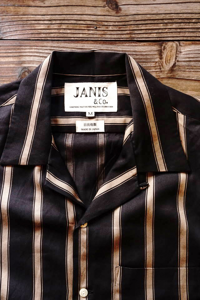 JANIS & Co. NEPTUNO BLACK