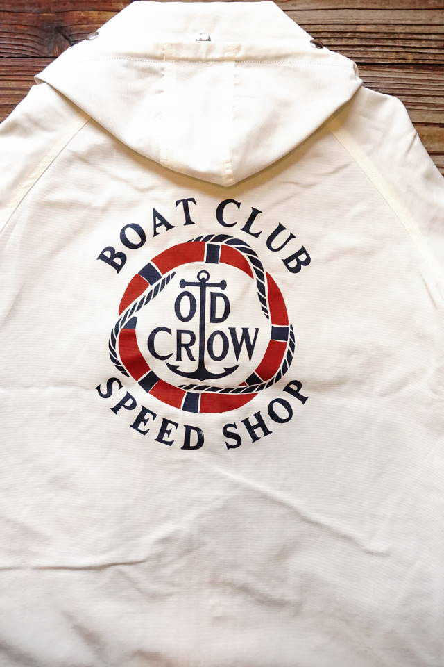 OLD CROW RUNABOUT - REVERSIBLE PARKA