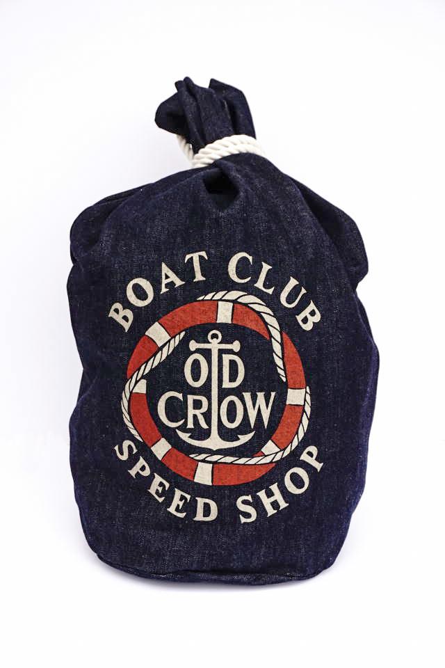 OLD CROW RUNABOUT - BAG INDIGO M