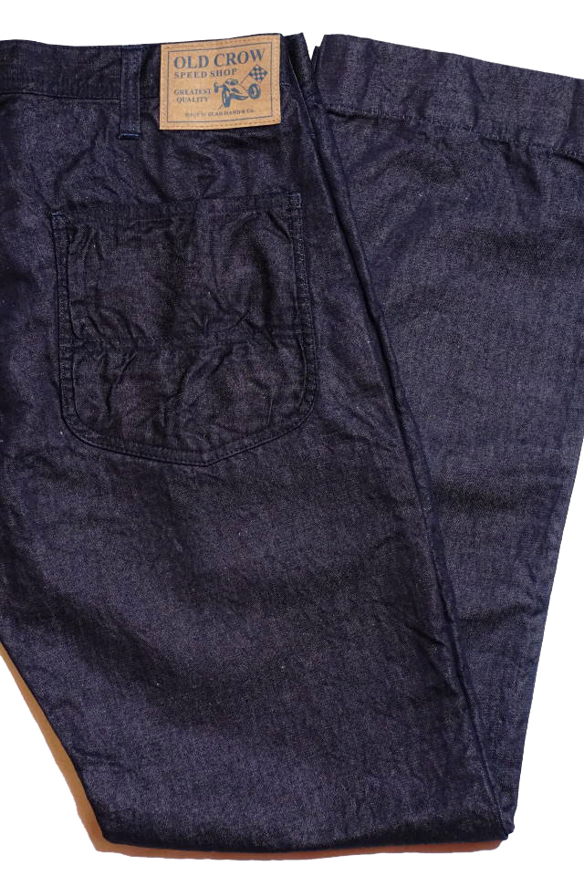 OLD CROW RACING GLUB - PANTS INDIGO