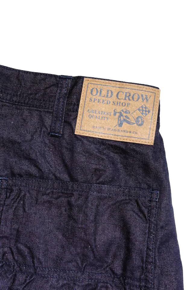 OLD CROW RACING GLUB - PANTS INDIGO