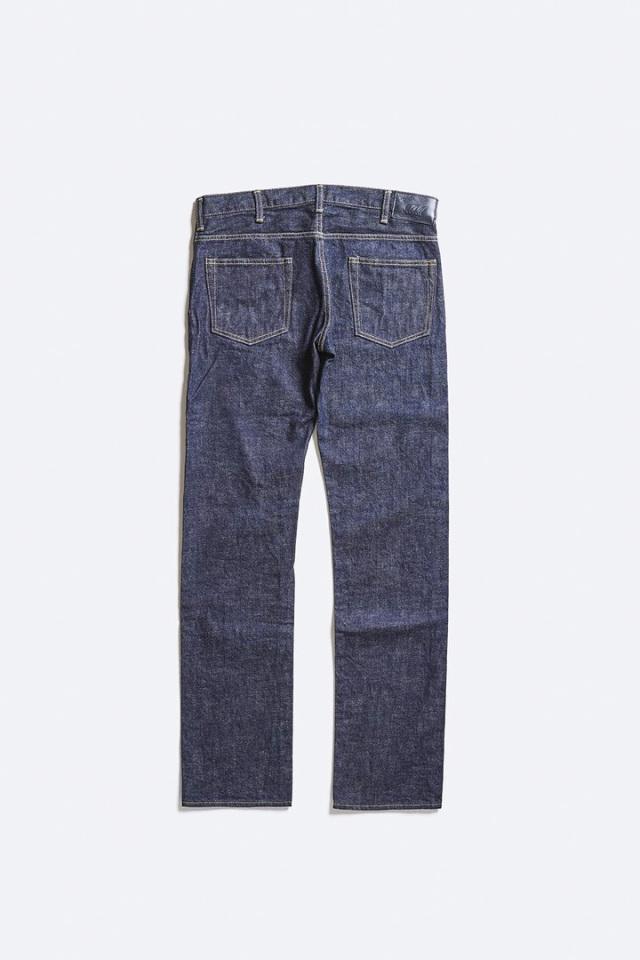 ADDICT CLOTHES JAPAN ACV-P01 TAPERED DENIM INDIGO
