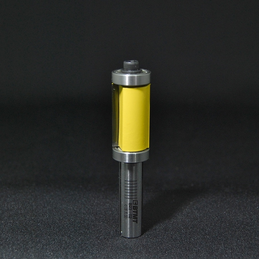 B23-02  12mm軸 両サイドベアリング・パターンビット  《送料無料》