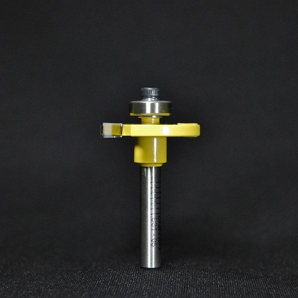 B31-05  幅4mm 横溝ビット 6mm軸  《送料無料》