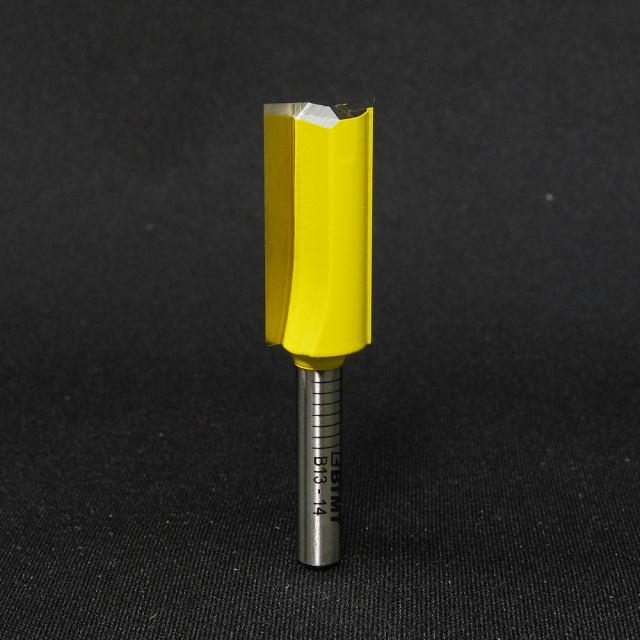 B13-14 刃径14mm ストレートビット(プランジ刃付き) 6mm軸  《送料無料》