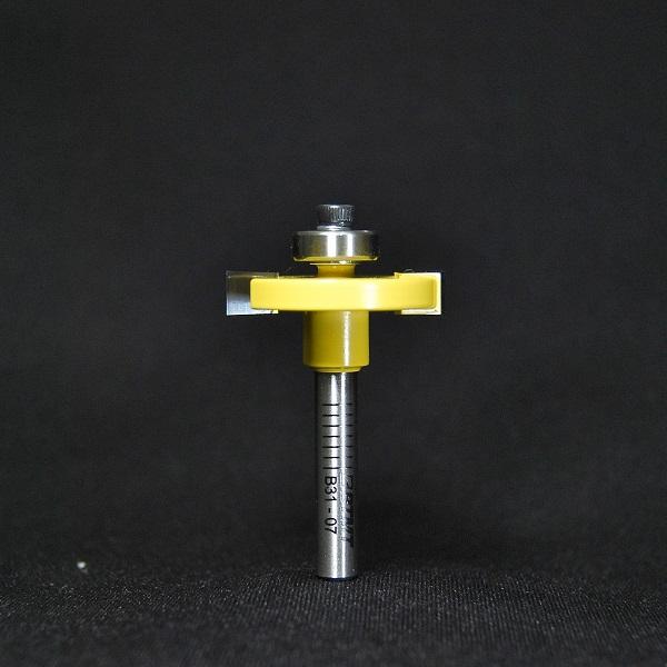 B31-07  幅6mm 横溝ビット 6mm軸  《送料無料》