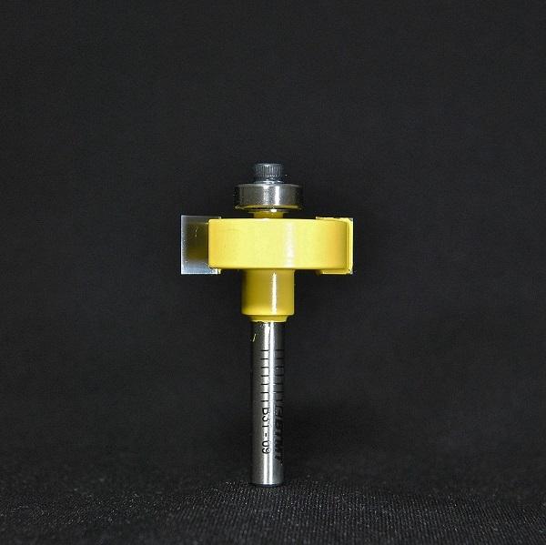 B31-09  幅10mm 横溝ビット 6mm軸  《送料無料》
