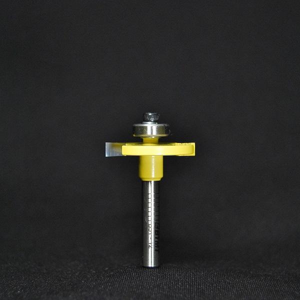 B31-12  幅4.5mm 横溝ビット 6mm軸(合板・MDFにちょうどいい溝)  《送料無料》