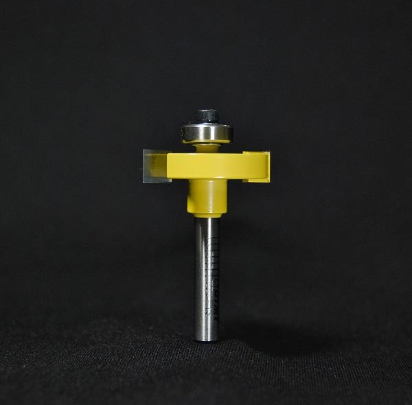 B31-13  幅7.5mm 横溝ビット 6mm軸(合板・MDFにちょうどいい溝)  《送料無料》