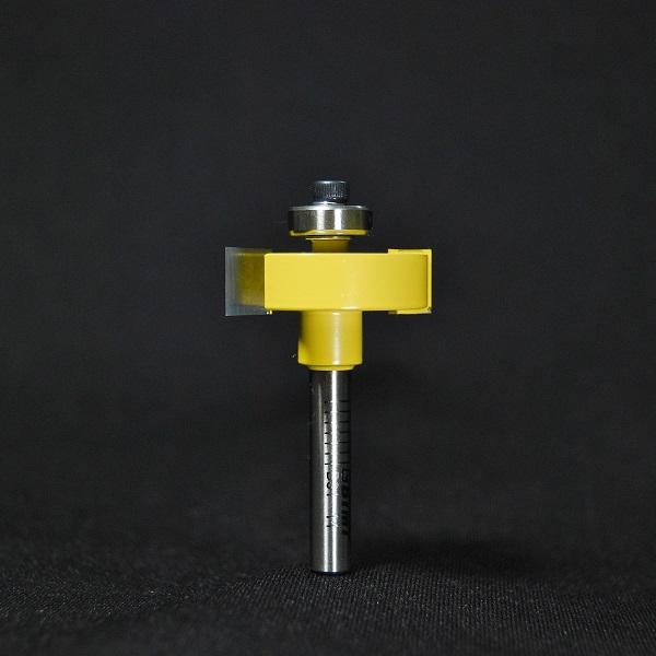 B31-14  幅9.5mm 横溝ビット 6mm軸(合板・MDFにちょうどいい溝)