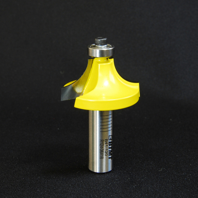 B41-120 12R丸面ビット 12mm軸  《送料無料》