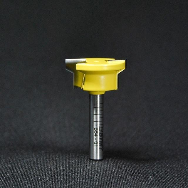 B54-01  ドロワーロックジョイントビット 6mm軸(トリマーでも使える)  《送料無料》