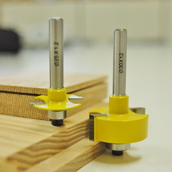横溝ビット一番薄い1.2mmと一番厚い12mm