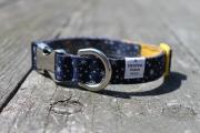 <堀商店>たくさんの星が散りばめられたカラー(Stardust Collar)