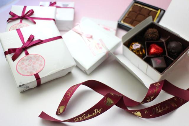 バレンタイン&ホワイトデー限定  トリュフチョコレート&生チョコセット