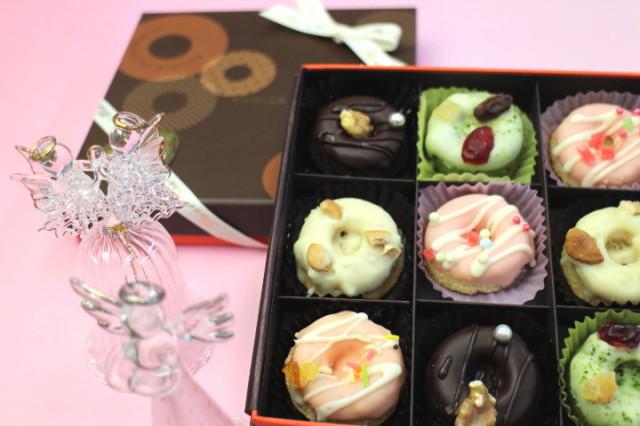 焼きドーナッツショコラ~天使の輪~ 9個入
