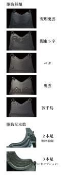 【日本剣道具製作所】 胴