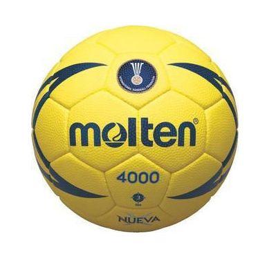 モルテン ハンドボール3号球 ヌエバX4000