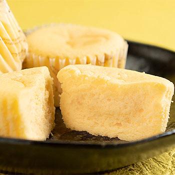 半熟チーズケーキアップ画像